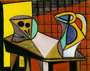 Picasso - Skull and Pitcher