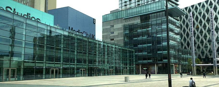 MediaCity UK offices